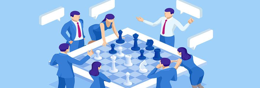 Objectifs d'une stratégie marketing pour une entreprise