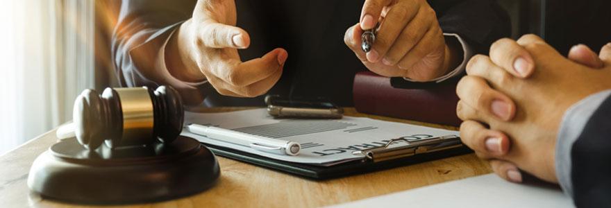 Prise en charge des formalités juridiques nécessaires à la création d'une entreprise